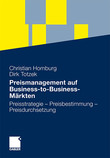 Preismanagement auf Business-to-Business-Märkten