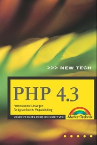 New Tech - PHP 4.3